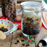 Christms Pudding in a Jar (Gift in a Jar)