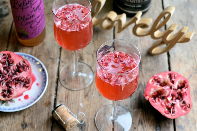 Sugar Plum Fairy Cocktail