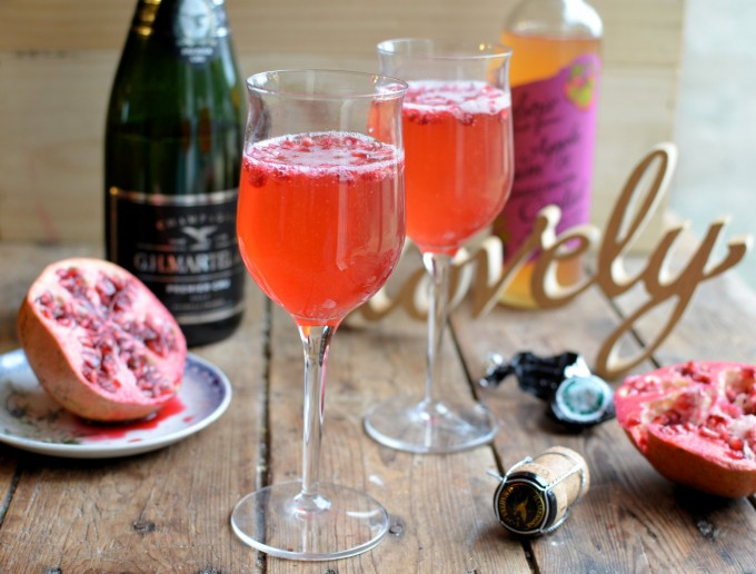... , Mocktails and Christmas Leftovers! Sugar Plum Fairy Cocktail