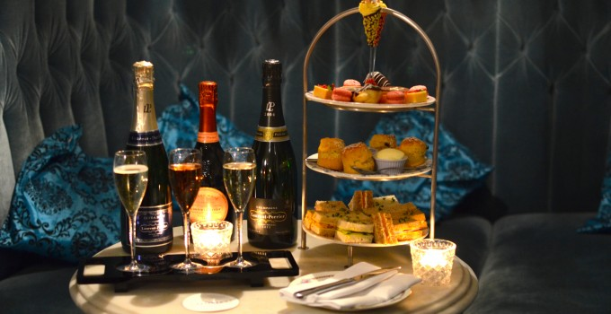 Kettner's Afternoon Tea with Laurent-Perrier Champagne Tasting Flight