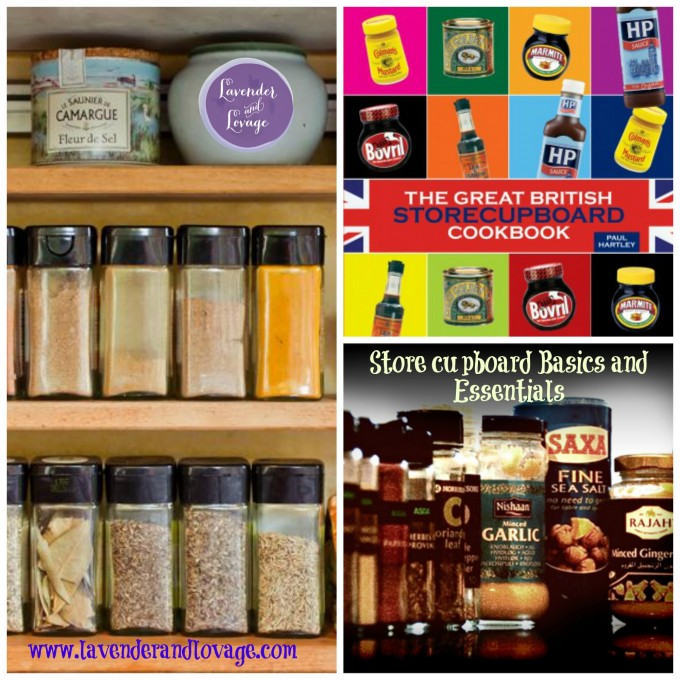 The Great British Store Cupboard Challenge: Cooking with Herbs - January 2015