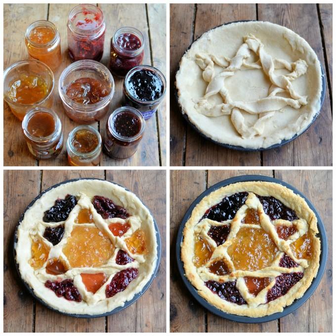 Victorian Epiphany Tart Recipe