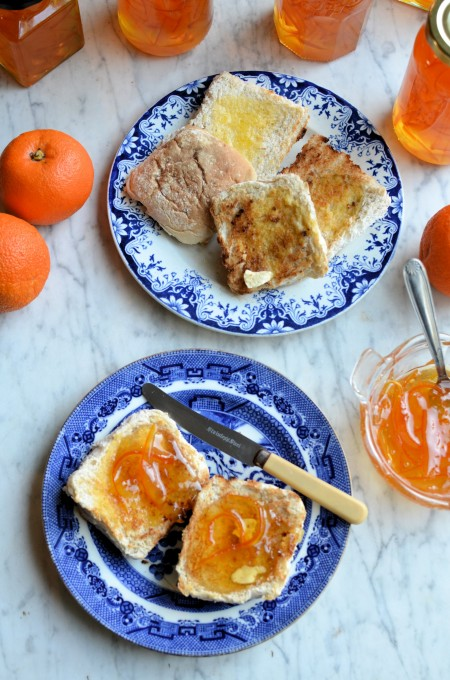 toast and marmalade