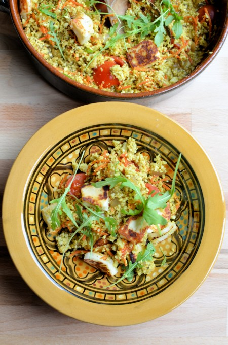 So, why pick cauliflower over couscous or tabbouleh? Well, apart from ...