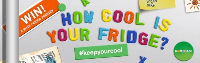 How Cool is your Fridge? Win a Fridge PLUS Old Bay Shrimp Recipe