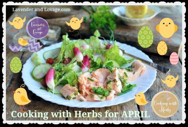 Herbs April