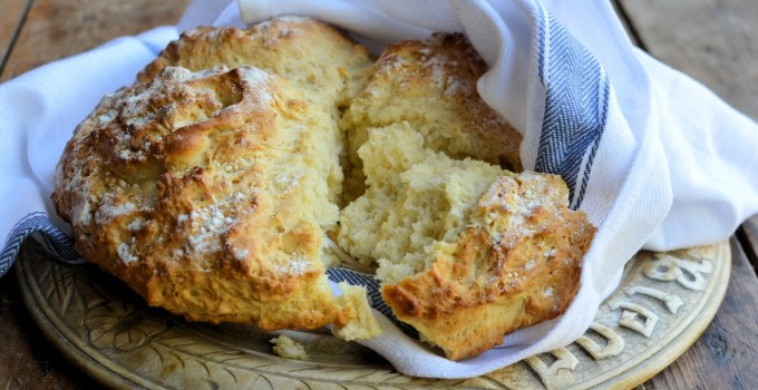 St Patrick's Day Feast: Soda Bread, Ulster Fry & Salt Beef with Champ