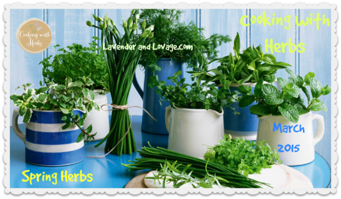 Cooking with Herbs: Spring Herbs