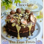 Tea Time Treats Linky Party for April: Chocolate!