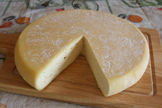 Njegusi Cheese