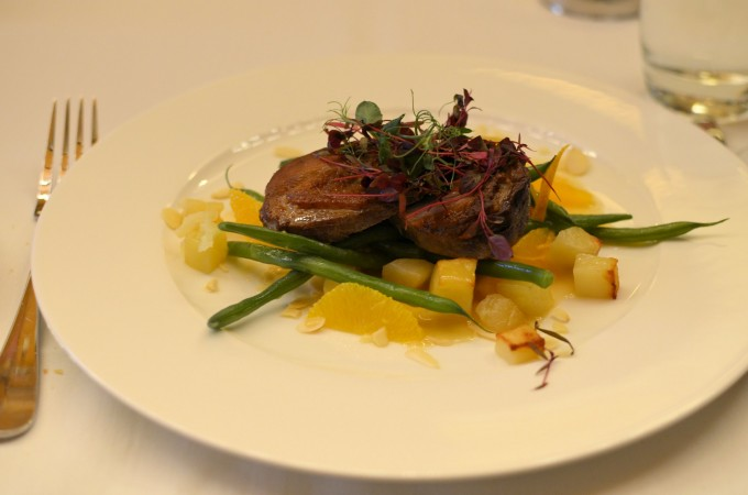 Master Class with Eric Lanlard: Art, Cooking and Dining on the High ...