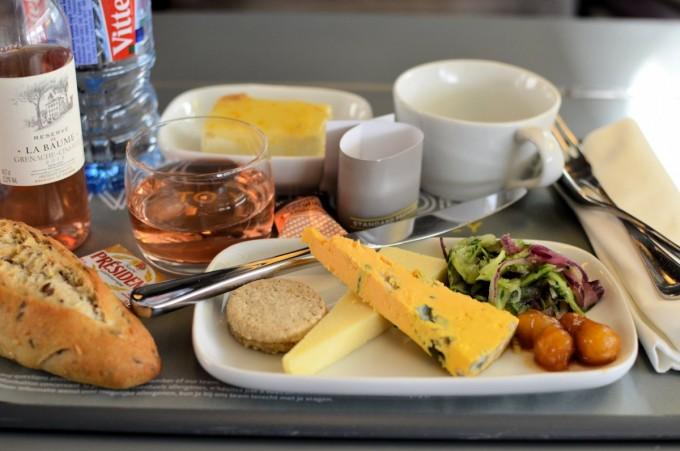 Eurostar Standard Premier Free Food