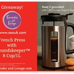 French Press Giveaway