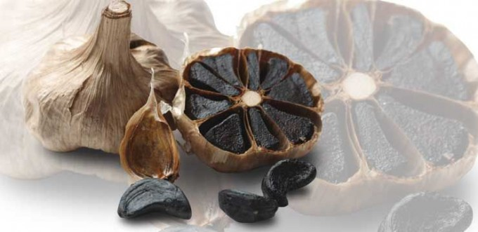 British Black Garlic