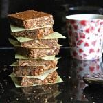 Oatie Choc-Nut Breakfast Bars - gluten free