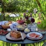 Get Summer Started with a Picnic in your Garden and Hovis Granary Bread (2)
