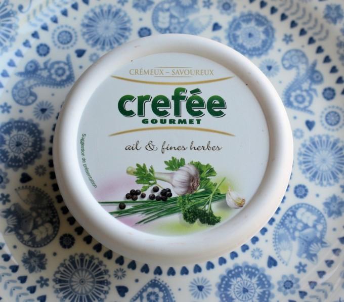 Crefee cream cheese