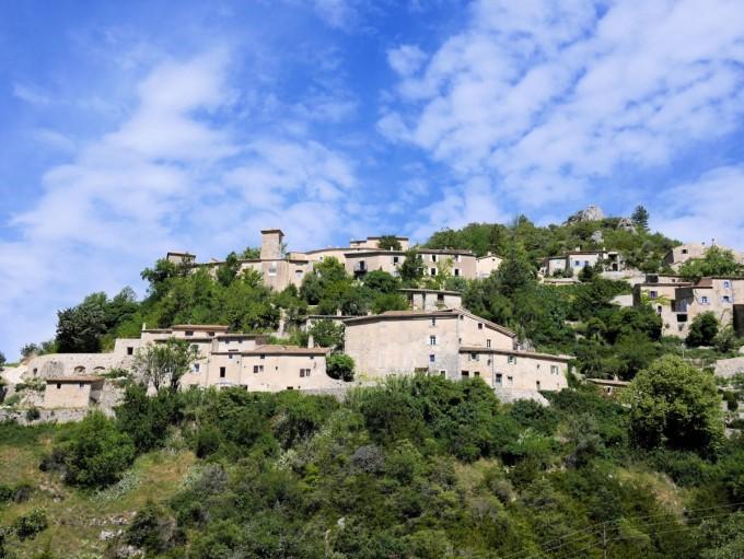 Brantes Mont Ventoux Provence