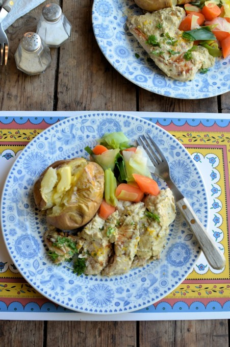 Holiday Cooking with Ease: Recipe 2 - Pan Fried Lemon and Garlic Chicken