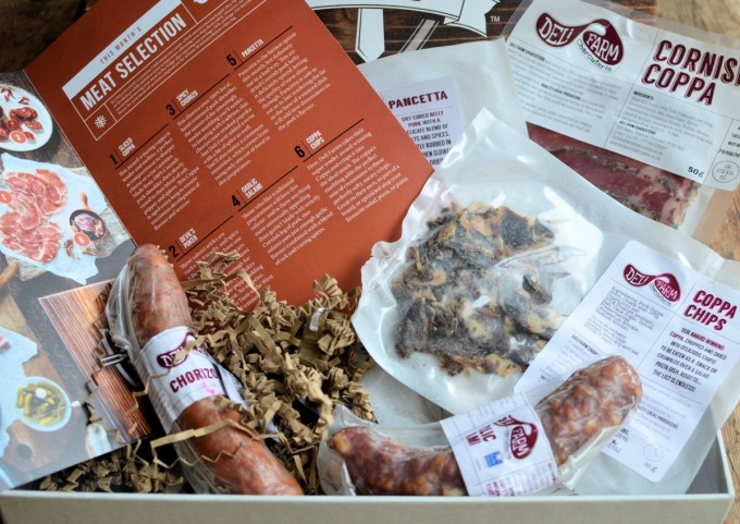 British Charcuterie Handmade in Cornwall