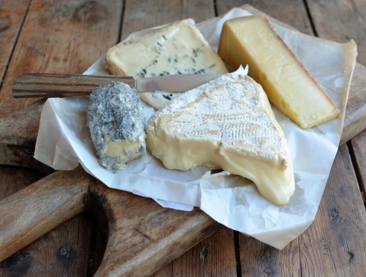 French Cheese Cornish Charcuterie Kentucky Bourbon