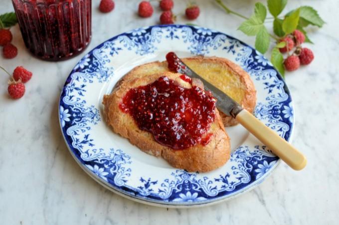 One Punnet Raspberry Jam