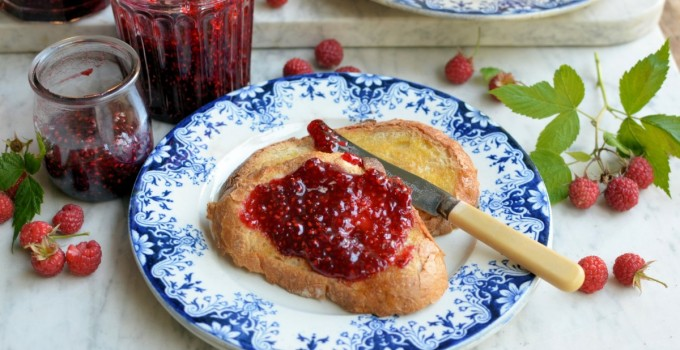 The Alchemy of Fruit & Sugar: One Punnet Raspberry Jam