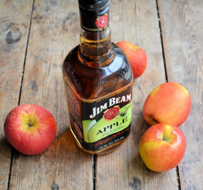 Apple Jim Beam