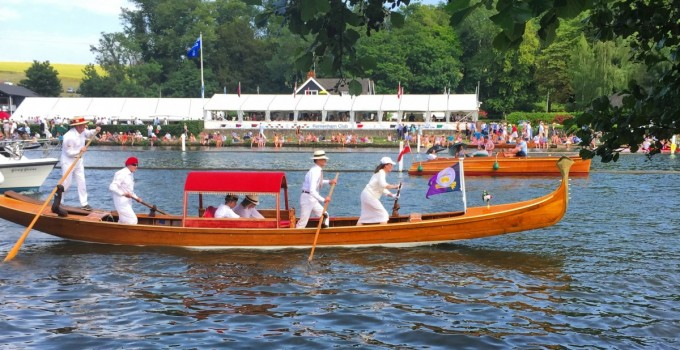 Pimm's, Champagne & Fine Dining at Henley Royal Regatta
