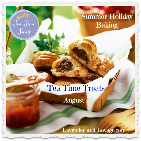 Tea Time Treats August
