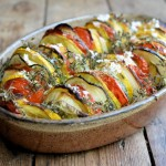Tian Provençal (Summer Vegetable Gratin)