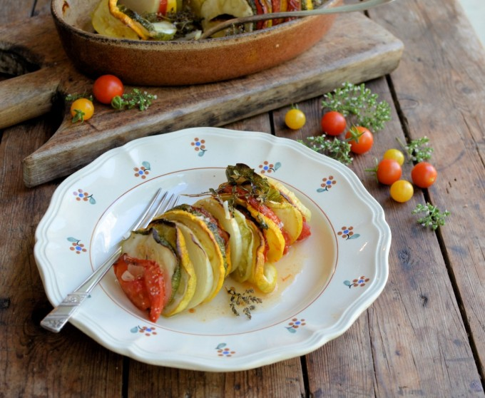 provencal vegetable tian recipes dishmaps provencal vegetable tian ...