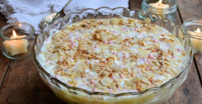 Celebration Raspberry and Almond Trifle
