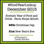 #FoodYearLinkup,
