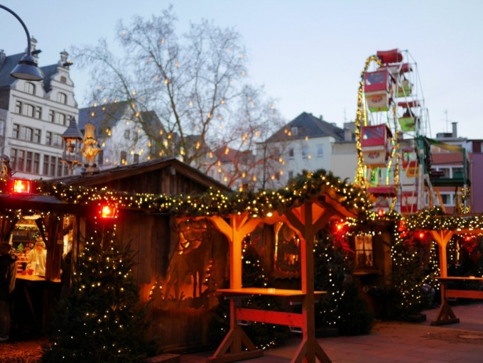 Christmas Baubles Germany : Magical german christmas markets lavender and lovage