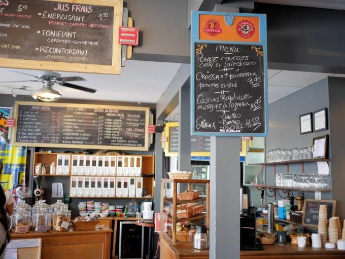 Le Cafetier de Sutton