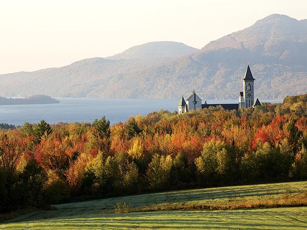 Cantons-de-l'Est: Eastern Townships in Québec
