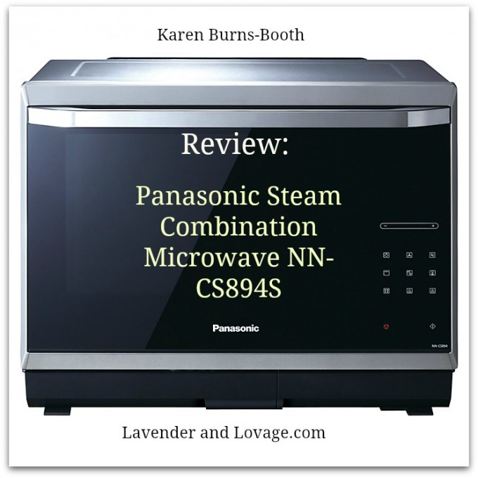 Panasonic Steam Combination Microwave Nn Cs894s
