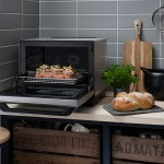 Testing the Panasonic Steam Combination Microwave