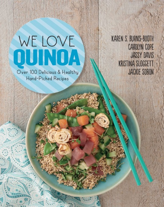 We Love Quinoa