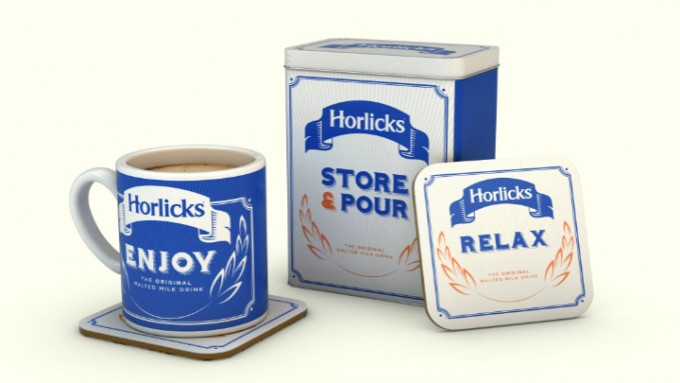 Horlicks Vintage Promo Items