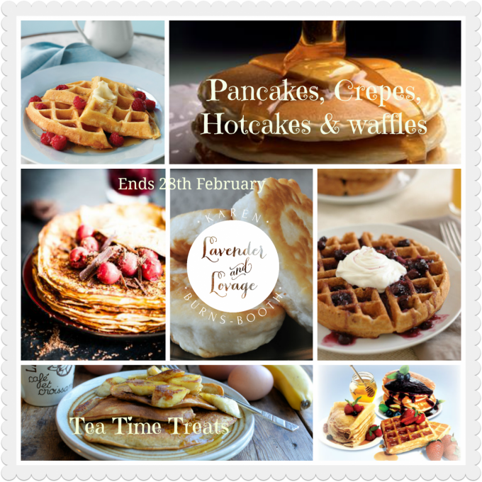 Tea Time Treats: Pancakes, Hotcakes & Waffles