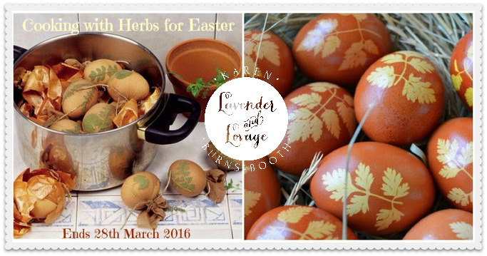 Cooking with Herbs for Easter & Spring