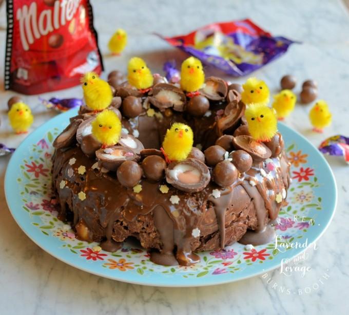 Chocolate Lavender Pound Cake Recipes