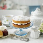 April Tea Time Treats: Local & Regional Recipes
