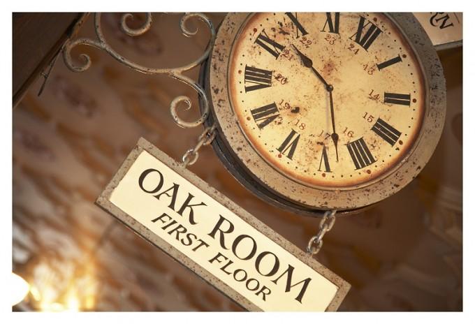 Oak Room Ship Tavern Holborn