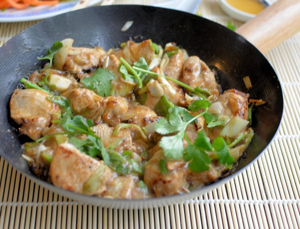 Healthy Kung Pao Chicken Lavender And Lovage Bloglovin Champ Nugget 500gr