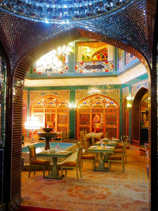 Parisa at Souq Waqif Doha