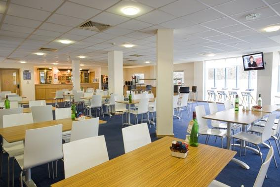 Travelodge T5 Cafe
