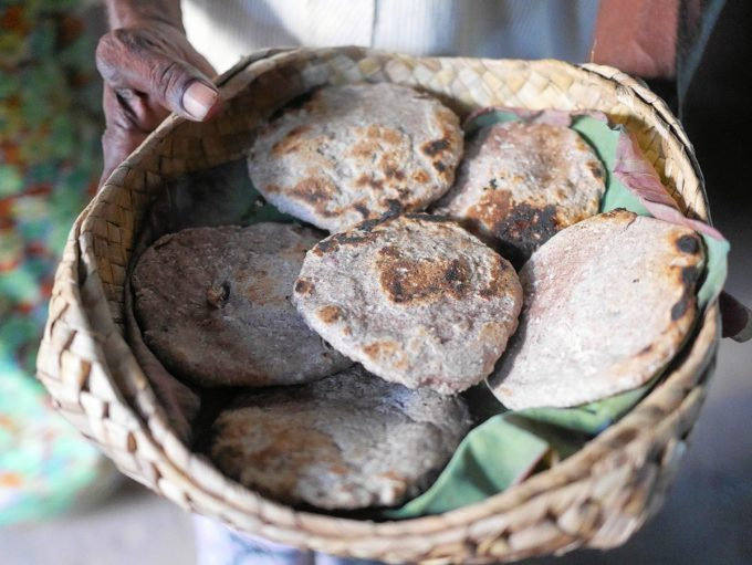 Pol Roti - Coconut Roti - Flatbreads